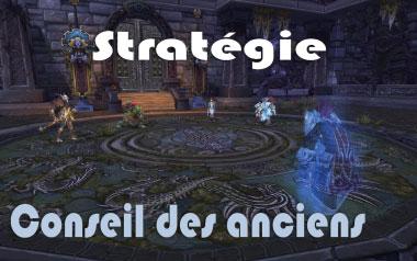 Stratégie du Conseil des anciens